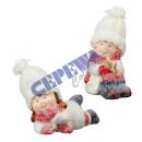 Śnieżne dzieciaki, 2 / s, około 10cmH