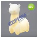 Lampa LED, Lama, ok. 13cmH