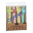 Straw Paper, Party, Set of 20