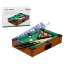 Table billiards, 21 pieces, about 35x32cm