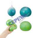 Großhandel Scherzartikel: Quetschball, 3/s, ca. 9cmD