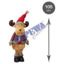 Moose, telescopic legs, max approx 105cmH