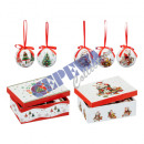 wholesale Artificial Flowers: Christmas Ornament, Nostalgia, Set of ...