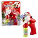 hurtownia Zabawki do ogrodu & na plaze: Pistolet do baniek mydlanych Święty Mikołaj, ze św