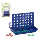 Großhandel Knobelspiele: Spiel, 4 in einer Reihe, ca. 16x12x11cm
