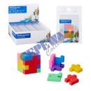 Gomma, cubi puzzle, circa 2,5 cm