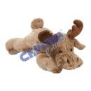 Pluszowa zabawka Łoś przytulanka, brązowy