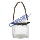 grossiste Lanternes et lanternes: Vent léger   cascade , petit, 11cm