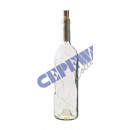groothandel Windlichten & lantaarns: LED Lantaarn  fles , 30cm