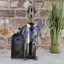 wholesale Food & Beverage: Weinflaschenhalter Garcon , 23cm