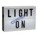 mayorista Joyas y relojes: * PUBLICIDAD * LED  mesa de luz 'A5', 60 le