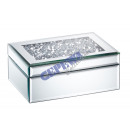 wholesale Business Equipment: Casket 'Diamond', gr, 22x15cm
