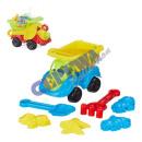 Großhandel Modelle & Fahrzeuge: Sand Spielzeug 'Truck', 7tlg, 2/s, 30x20cm