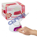 UV nail dryer with touch switch, 12cm d