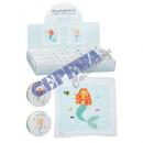 'Sirena' di Magic asciugamano , 2 / s., 30