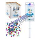 Push Pop confetti colorati, 5x27cm