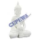 Tajski Buddha , m. In. Miska, 31cm