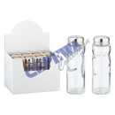 Salt & Pepper Shaker, 2 / s, 14,5x4,5cm