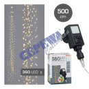 360 LED light string micro star, TIMER, OUTDOOR,