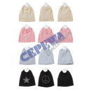 wholesale Headgear: Printed Hat  Beannie  4 designs