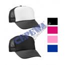 Großhandel Kopfbedeckung: Baseballkappe 'Rapper', 8/s