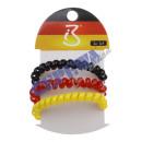 grossiste Cadeaux et papeterie: Bracelet / câble  de cheveux  Allemagne  3 pièce