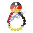 grossiste Cadeaux et papeterie: Bracelet  football  Allemagne