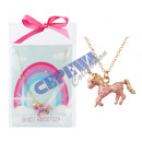 Necklace  'Unicorn',  Deluxe, 2 / s, in ...