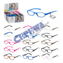 wholesale Glasses: Reading aid  Dots  & Stripes  16 / s, with case