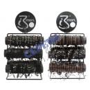 wholesale Jewelry & Watches: Bracelet 'Men Deluxe', 20 / s, on Thekendi