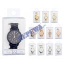 Großhandel Armbanduhren: Armbanduhr 'Paris', 12/s in PVC Box