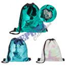 Match bag MINI! 22x26cm, sequins, 3 / s