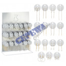 wholesale Earrings: Earrings 'Luxury' 30 / s, on counter ...