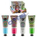 'ADVERTISING' hand cream, mandala, 4 / s,