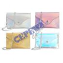 wholesale Handbags: Shoulder bag ,'Metallic' 4 / s, ca. 18x12c