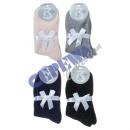 Großhandel Strümpfe & Socken: Damen Socken Chenille, 4/s Gr. 36-41