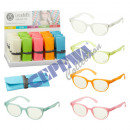 wholesale Reading Glasses: Reading aid 'felt' with case, 5 / s ...