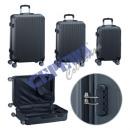 wholesale Suitcases & Trolleys: Suitcase anthracite, 3 pcs.