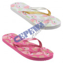 Ladies sandals, 'Tropical Flamingo', 2 / s