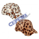 wholesale Headgear: Baseball Cap, Leo, faux fur, 2 / s