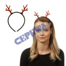 Headband antlers, small about 19x17cm