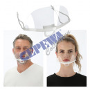Mouth and nose visor