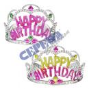 """nagyker Üdvözlőkártyák: Crown """"Happy Birthday"""" 2 / rendezve"""