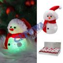 wholesale Home & Living:LED Light Snowman, 12cm