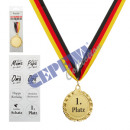 Medal with 8 awards