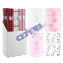 grossiste Cadeaux et papeterie: feuille de  cadeaux, transparent imprimé