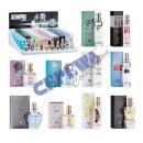 groothandel Drogisterij & Cosmetica: Gesorteerd parfum   semper  15ml, 10 geurstoffen