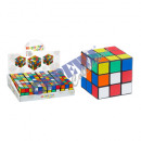 wholesale Mind Games: Magic cube,  approx. 6x6cm, 12 pieces in the Displa