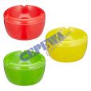 wholesale ashtray: Storm ashtray Color 3 / sec, about 10cm Ø