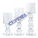 Tealight candle 'Crystal' 'S' abou
